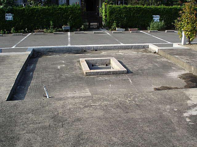 個人・夫婦等の納骨墓建立予定地「まほろば苑」