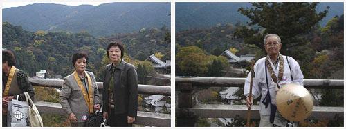 お参り後の山内散策(2)