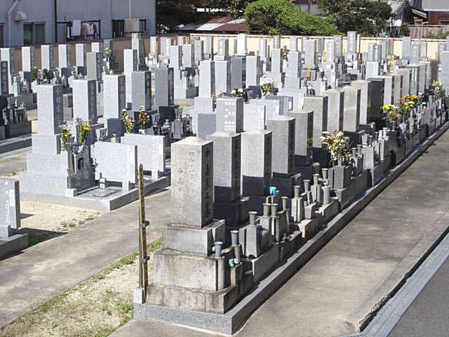 西墓苑その2