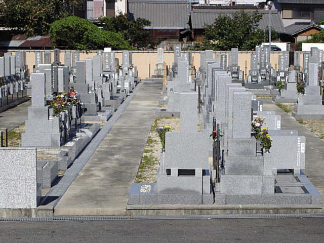 西墓苑その3
